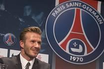 David Beckahm se upsal Paris St. Germain.