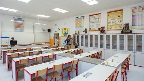 Škola, učebna - ilustrační foto