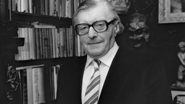 Ladislav Fuks, český spisovatel.