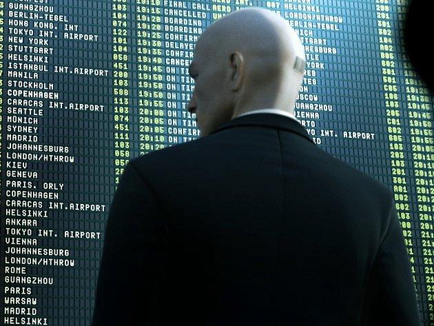 Hlavní hrdina série počítačových her Hitman.