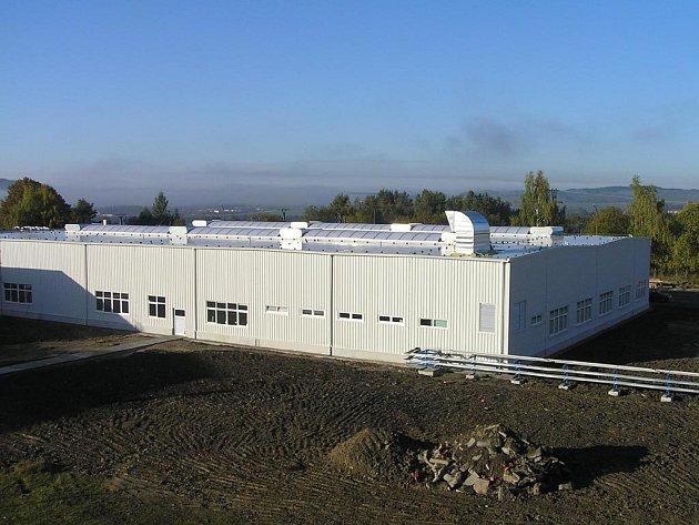 Společnost Osram, která patří mezi největší výrobce osvětlovací techniky na světě, se rozhodla rozšířit svůj současný výrobní závod v Bruntále o novou výrobní halu.