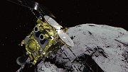 Japonská sonda Haybusa-2