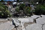 Zemětřesení na indonéském ostrově Sulawesi