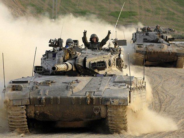 Příměří je pryč. Palestinští radikálové pokračovali ve středu ráno v raketových a granátových útocích na jižní Izrael.