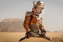Matt Damon ve filmu Ridleyho Scotta - Marťan.