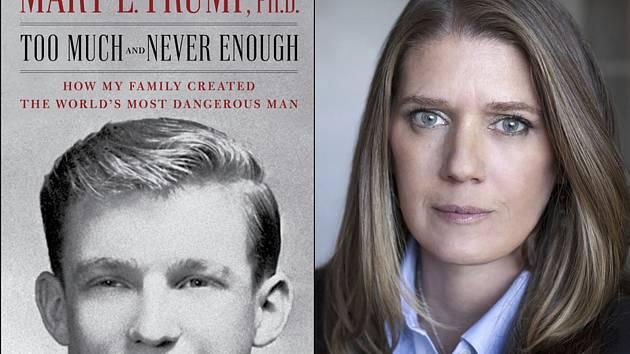 Mary Trumpová a její kniha