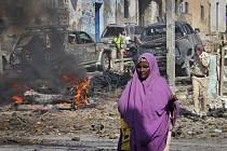 Mogadišo - ilustrační foto