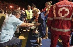 Zemětřesení na italském ostrově Ischia