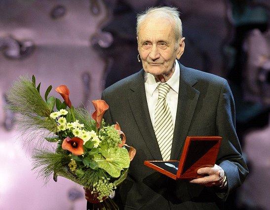 Politický vězeň František Suchý.