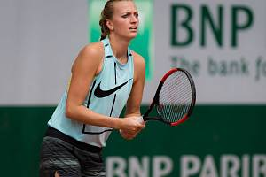 Petra Kvitová na French open