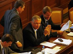Šokujícím způsobem skončila listopadová schůze sněmovny, na níž měli poslanci schválit státní rozpočet na příští rok. Nebyl totiž schválen její program.Ilustrační foto