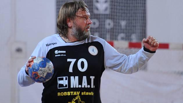Házenkářská ikona Radek Motlík.