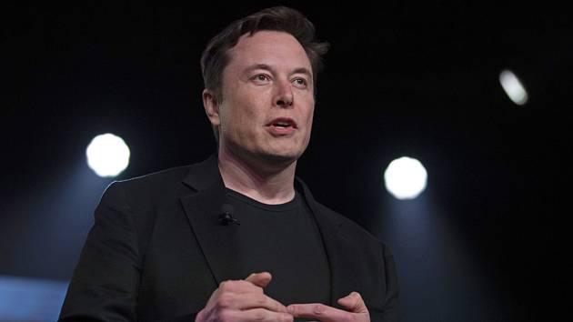 Americký podnikatel Elon Musk, zakladatel společností Tesla a SpaceX (na snímku ze 14. března 2019)