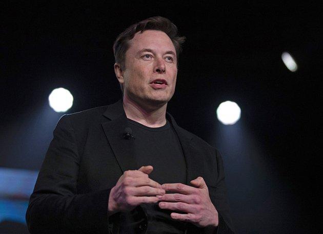 Americký podnikatel Elon Musk, zakladatel společností Tesla a SpaceX (na snímku ze 14.března 2019)