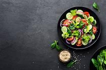 Povánoční nadváhu pomohou zlikvidovat recepty plné zeleniny.