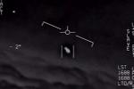 Záběry UFO pořízené piloty amerického námořnictva