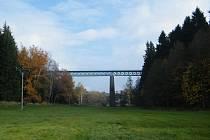 Vilémovský železniční viadukt