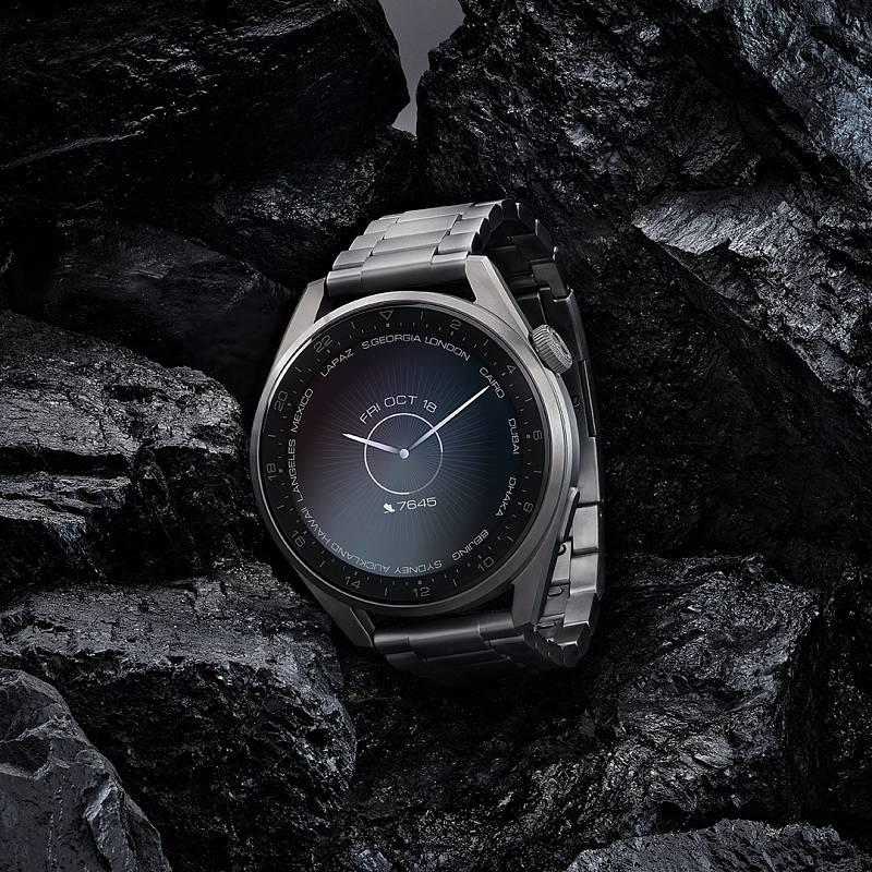 Hodinky HUAWEI Watch 3 mají vestavěných více procesorových jader.