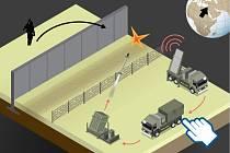 Jak funguje obranný protiraketový systém Iron Dome.