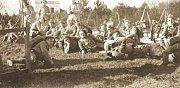 Sedmidenní válka. Českoslovenští legionáři z Francie na Těšínsku