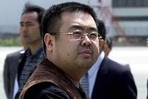 Kim Čong-nam, nevlastní bratr severokorejského vůdce Kim Čong-una, na archivní fotografii