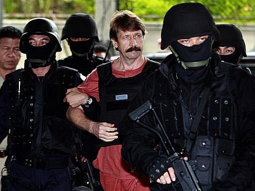 Zatčený podnikatel Viktor But