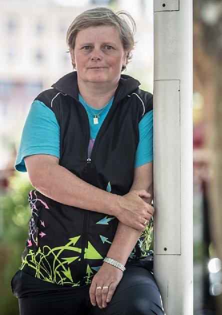 SPORT JE MŮJ ŽIVOT, říká učitelka Andrea Svatá ze ZŠ Smržovka na Jablonecku.