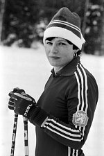 Olympijská medailistka Gabriela Svobodová Soukalová