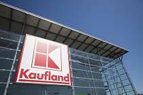 Obchodní řetězec Kaufland. Ilustrační foto.