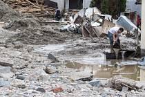 Povodňová vlna v Dolním Bavorsku podle nejnovějších odhadů způsobila škody za více než miliardu eur (27 miliard Kč).