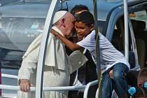 Papež František si během své týdenní poutě po Kubě a USA získal obdiv světových vůdců i milionů lidí.