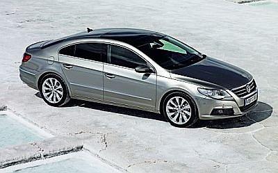 Nový Volkswagen Passat CC