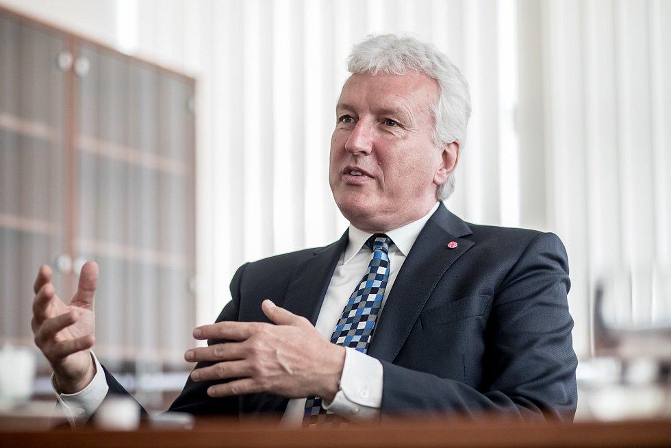 Petr Konvalinka, předseda Technologické agentury