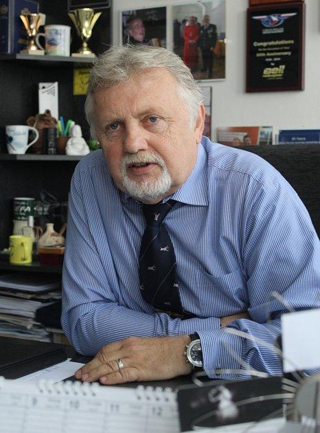 Tomáš Hytych, ředitel Letecké služby Policie ČR
