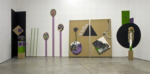 Výstava Jonathana Baldocka vroce 2009