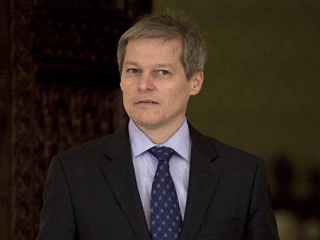 Novým rumunským premiérem se dnes stal někdejší evropský komisař pro zemědělství Dacian Ciološ.