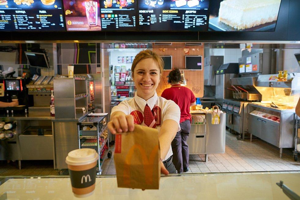 Provozovna McDonald's