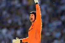 Ilustrační foto. Chelsea s Petrem Čechem v bráně si doma pohrála s Atléticem Madrid.