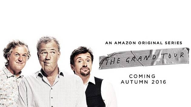 Bývalí moderátoři pořadu Top Gear na podzim dorazí s novou show The Grand Tour.