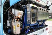 Motorová část hybridního autobusu TriHyBus