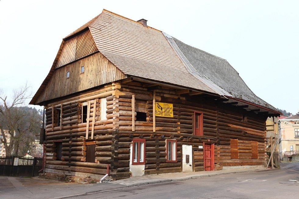 Roubenka v Úpici je poprvé zmiňována už v roce 1559.