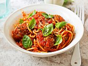 Americké špagety