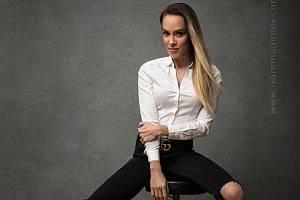 Zuzana Lešák Černá