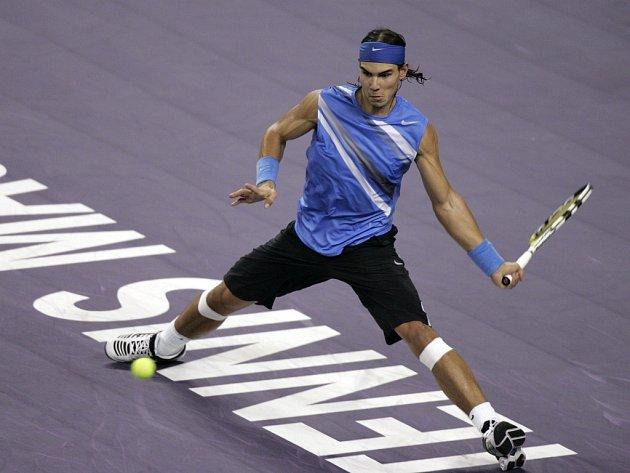 Španělského tenistu Rafaela Nadala trápí dlouhodobý zdravotní problém.