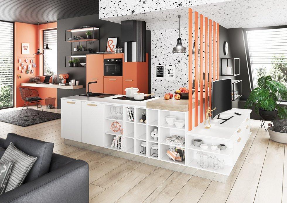 Kvalitní kuchyňská linka vydrží i několik desítek let – nadčasovost, jednoduchost a funkčnost by proto měly převažovat nad výraznými prvky, které se vám rychle okoukají.