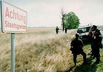 rakouští vojáci na stráži míru