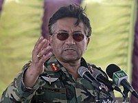 Pákistánský prezident Parvíz Mušaraf. Jde mu o bezpečnost Pákistánců, nebo udržení moci?