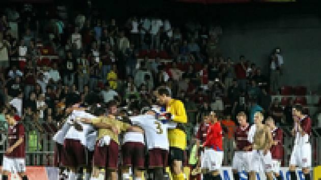 Sparta Praha - Arsenal