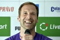 Bývalý fotbalový brankář Petr Čech.