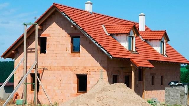 cihla je základem mnoha staveb